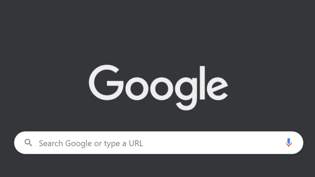 How to Get a Real Google Search Box in Chrome