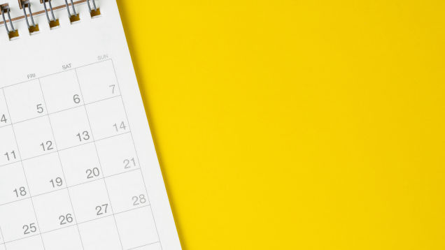 Why Your Kid's Bedroom Needs a Wall Calendar