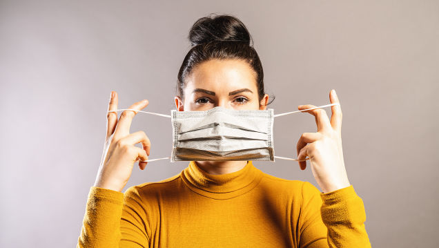 How Masks Protect Us From the Coronavirus