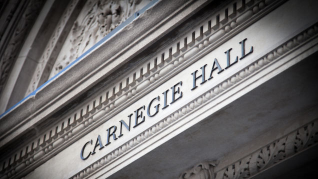 Take Advantage of Carnegie Hall's Free Music Education Programs for Kids
